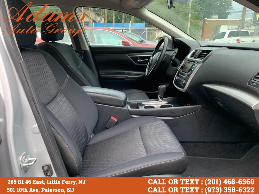 Used Nissan Altima 2.5 S Sedan 2017   Adams Auto Group. Paterson, New Jersey