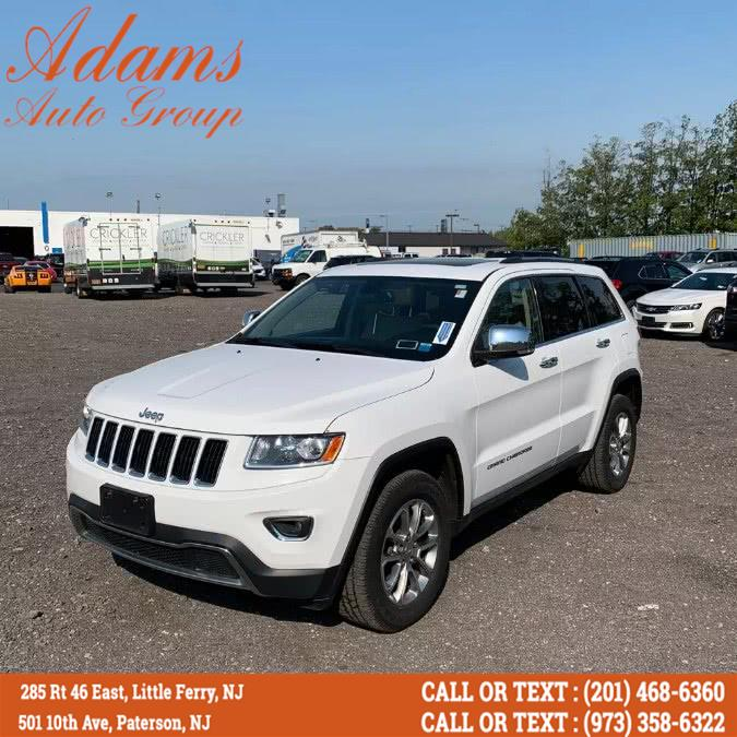 Used 2014 Jeep Grand Cherokee in Little Ferry , New Jersey | Adams Auto Group . Little Ferry , New Jersey