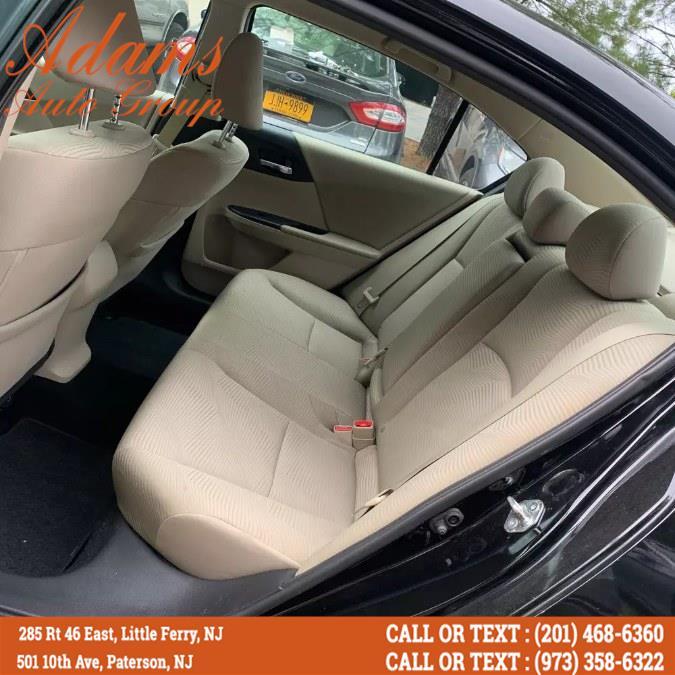 Used Honda Accord Sedan LX CVT 2017 | Adams Auto Group . Little Ferry , New Jersey