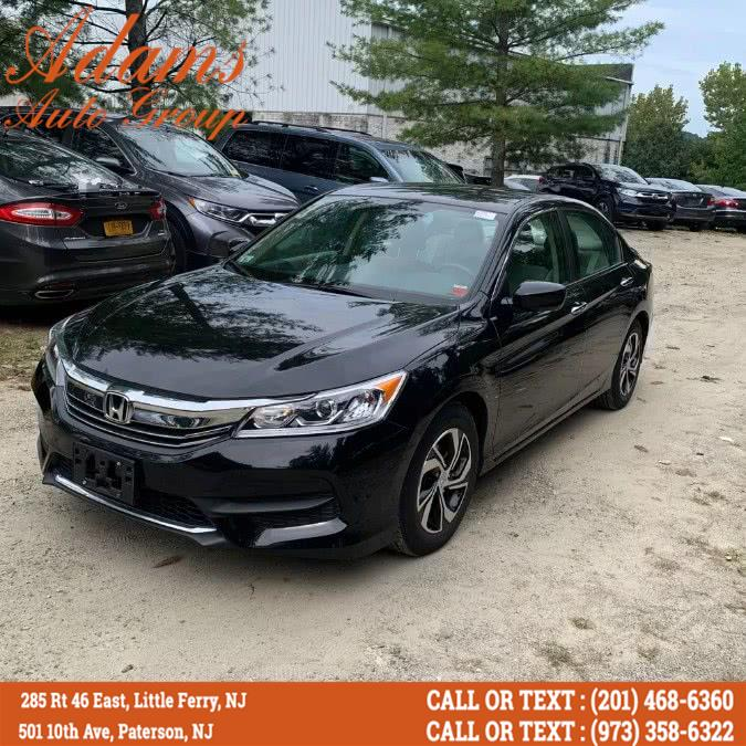 Used 2017 Honda Accord Sedan in Paterson, New Jersey | Adams Auto Group. Paterson, New Jersey