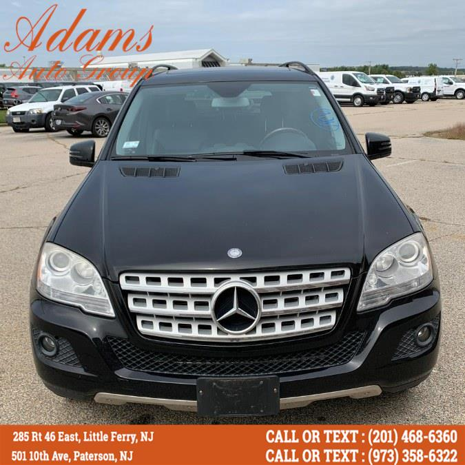 Used Mercedes-Benz M-Class 4MATIC 4dr ML350 2011 | Adams Auto Group. Paterson, New Jersey