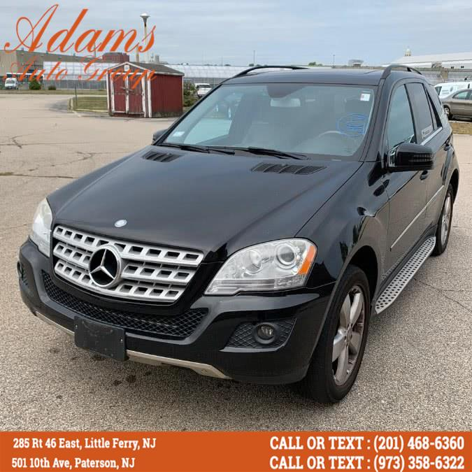 Used 2011 Mercedes-Benz M-Class in Paterson, New Jersey | Adams Auto Group. Paterson, New Jersey