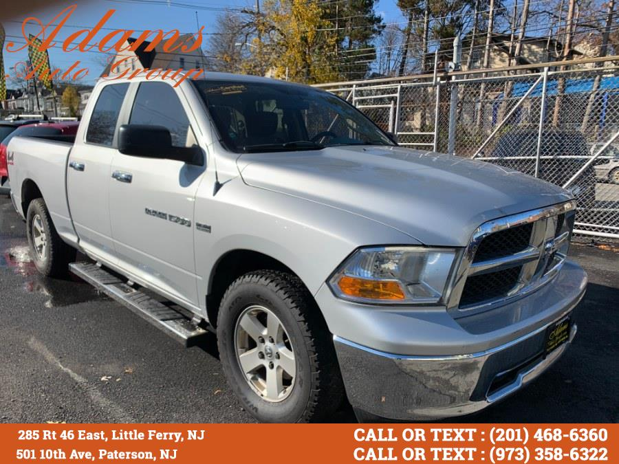 """Used Ram 1500 4WD Quad Cab 140.5"""" Sport 2011 