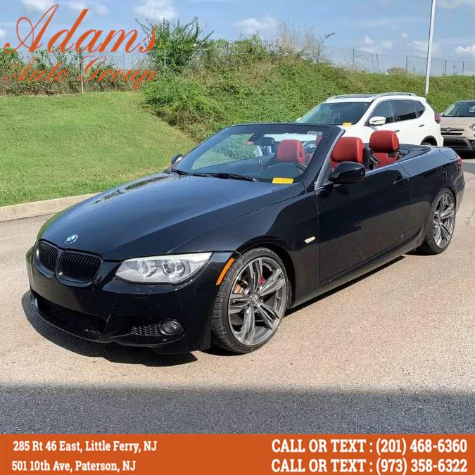 Used BMW 3 Series 2dr Conv 335i 2011 | Adams Auto Group . Little Ferry , New Jersey