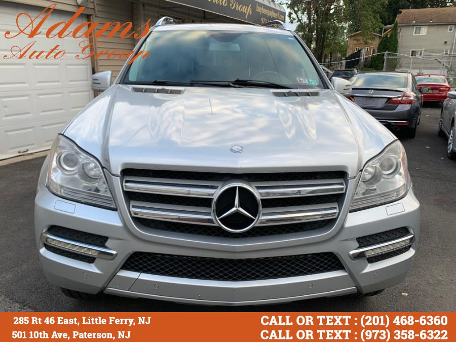 Used Mercedes-Benz GL-Class 4MATIC 4dr GL450 2012 | Adams Auto Group. Paterson, New Jersey