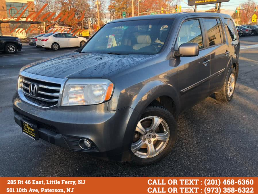 Used 2012 Honda Pilot in Paterson, New Jersey | Adams Auto Group. Paterson, New Jersey