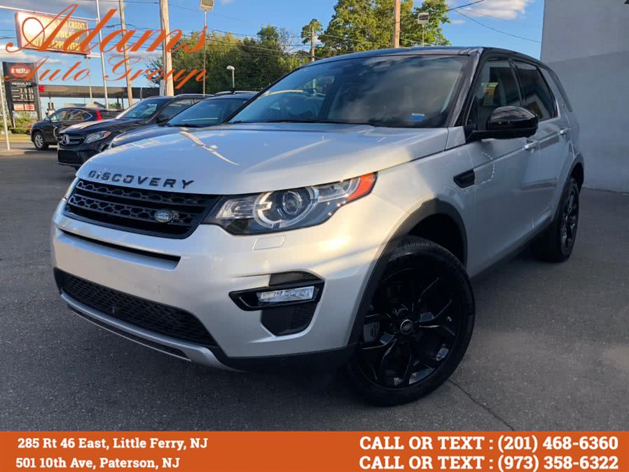 Used 2015 Land Rover Discovery Sport in Paterson, New Jersey | Adams Auto Group. Paterson, New Jersey