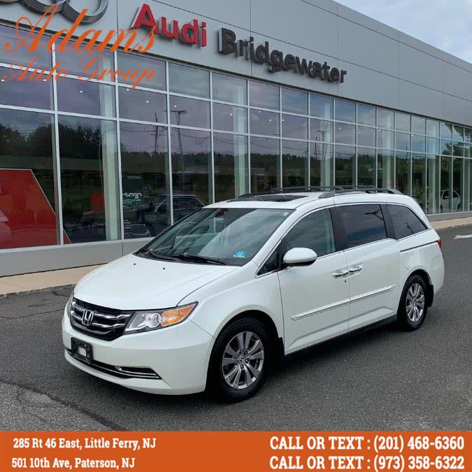 Used Honda Odyssey 5dr EX-L 2014 | Adams Auto Group . Little Ferry , New Jersey