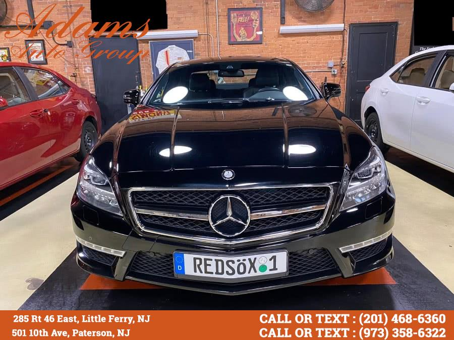 Used 2014 Mercedes-Benz CLS-Class in Paterson, New Jersey | Adams Auto Group. Paterson, New Jersey