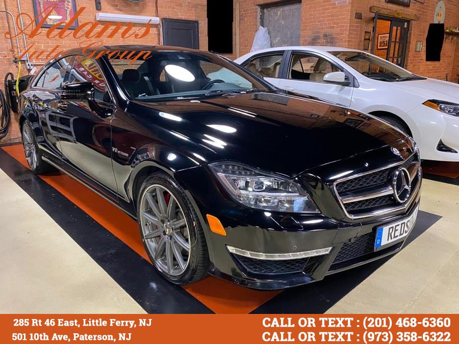 Used Mercedes-Benz CLS-Class 4dr Sdn CLS 63 AMG S-Model 4MATIC 2014 | Adams Auto Group . Little Ferry , New Jersey