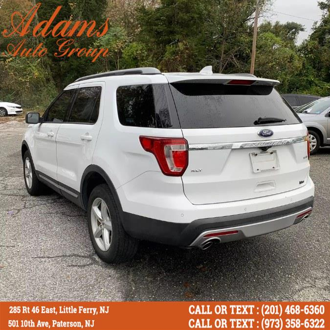 Used Ford Explorer 4WD 4dr XLT 2016 | Adams Auto Group . Little Ferry , New Jersey