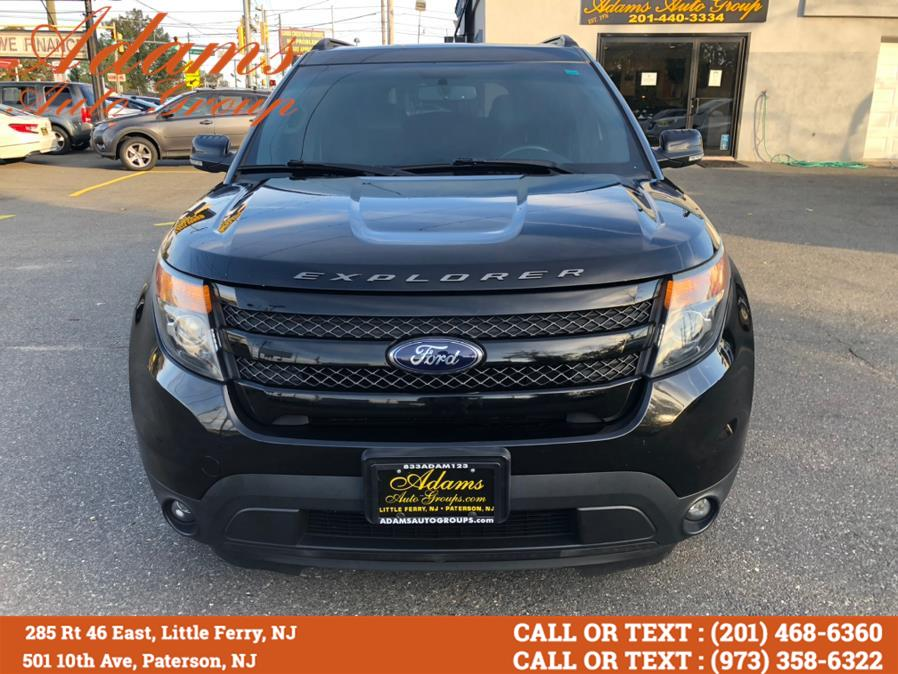 Used Ford Explorer 4WD 4dr Sport 2014 | Adams Auto Group . Little Ferry , New Jersey
