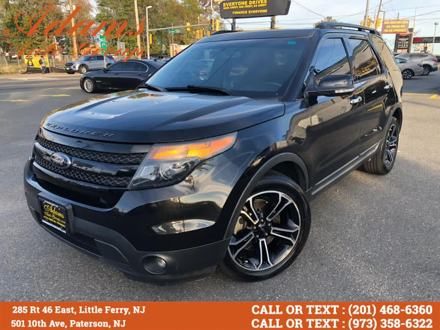 Used 2014 Ford Explorer in Little Ferry , New Jersey | Adams Auto Group . Little Ferry , New Jersey