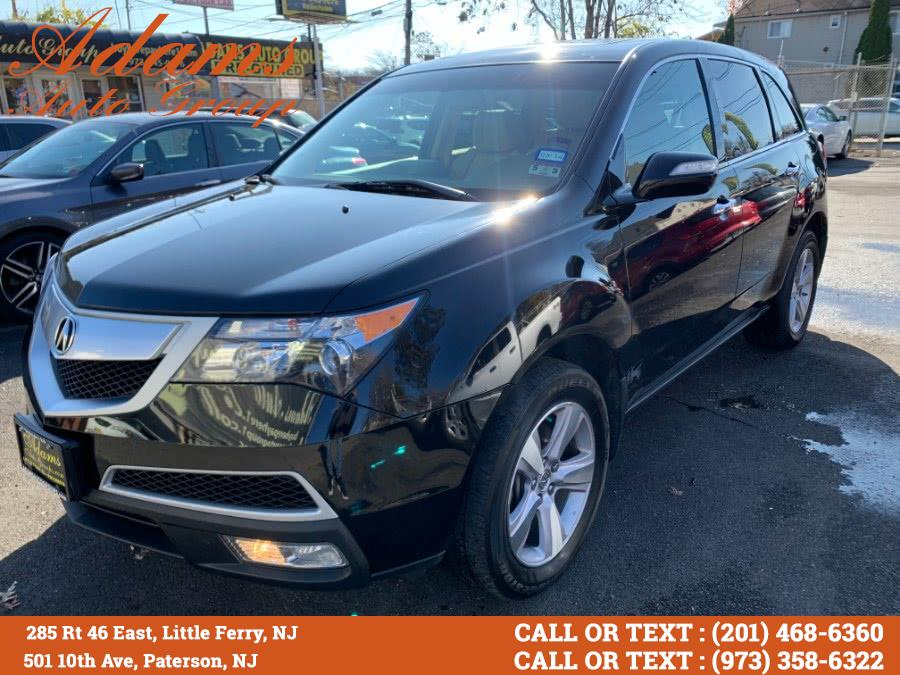 Used 2013 Acura MDX in Paterson, New Jersey | Adams Auto Group. Paterson, New Jersey