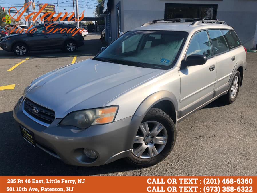 Used 2005 Subaru Legacy Wagon in Paterson, New Jersey | Adams Auto Group. Paterson, New Jersey