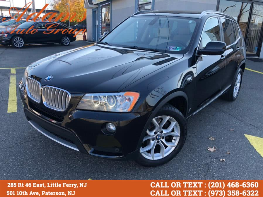 Used 2011 BMW X3 in Little Ferry , New Jersey | Adams Auto Group . Little Ferry , New Jersey