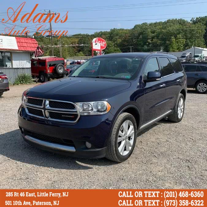 Used 2013 Dodge Durango in Paterson, New Jersey | Adams Auto Group. Paterson, New Jersey