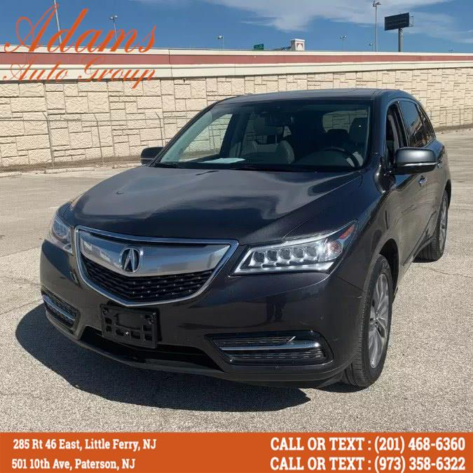 Used Acura MDX SH-AWD 4dr Tech Pkg 2014 | Adams Auto Group . Little Ferry , New Jersey