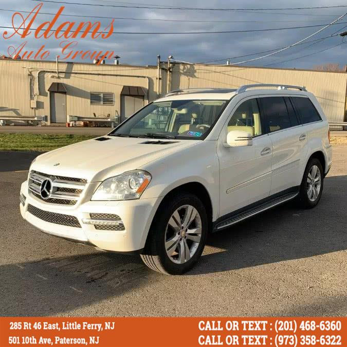 Used 2012 Mercedes-Benz GL-Class in Paterson, New Jersey | Adams Auto Group. Paterson, New Jersey