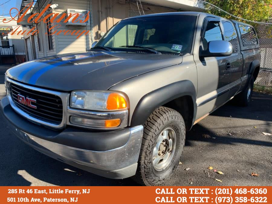 """Used GMC New Sierra 1500 Ext Cab 143.5"""" WB 4WD SL 1999 