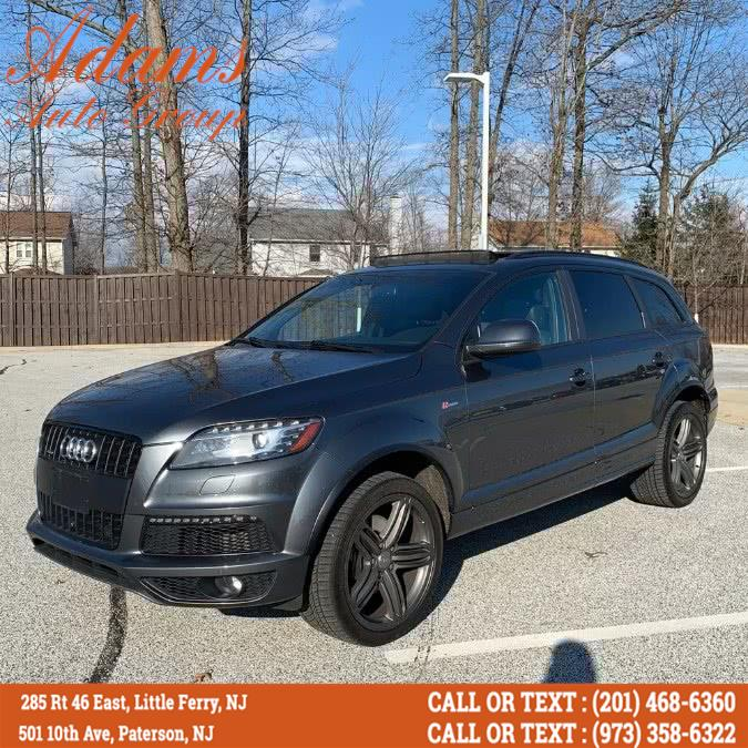 Used 2015 Audi Q7 in Little Ferry , New Jersey | Adams Auto Group . Little Ferry , New Jersey