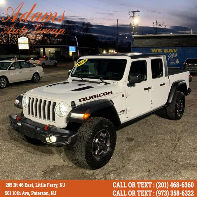 Used 2020 Jeep Gladiator in Paterson, New Jersey | Adams Auto Group. Paterson, New Jersey