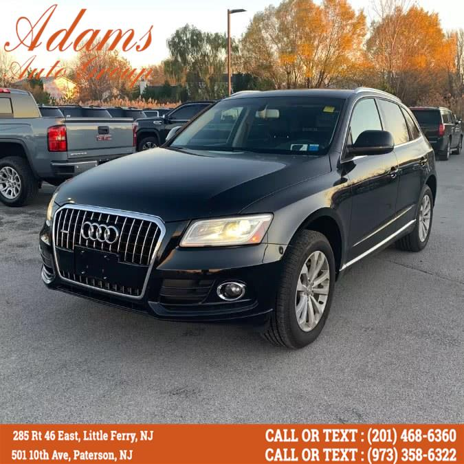 2013 Audi Q5 quattro 4dr 2.0T Premium, available for sale in Little Ferry , NJ