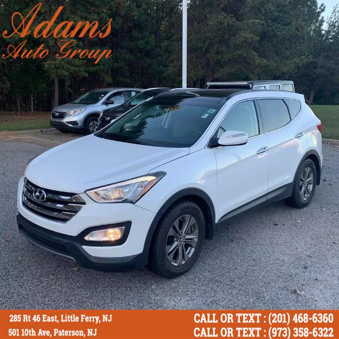 Used 2014 Hyundai Santa Fe Sport in Paterson, New Jersey | Adams Auto Group. Paterson, New Jersey