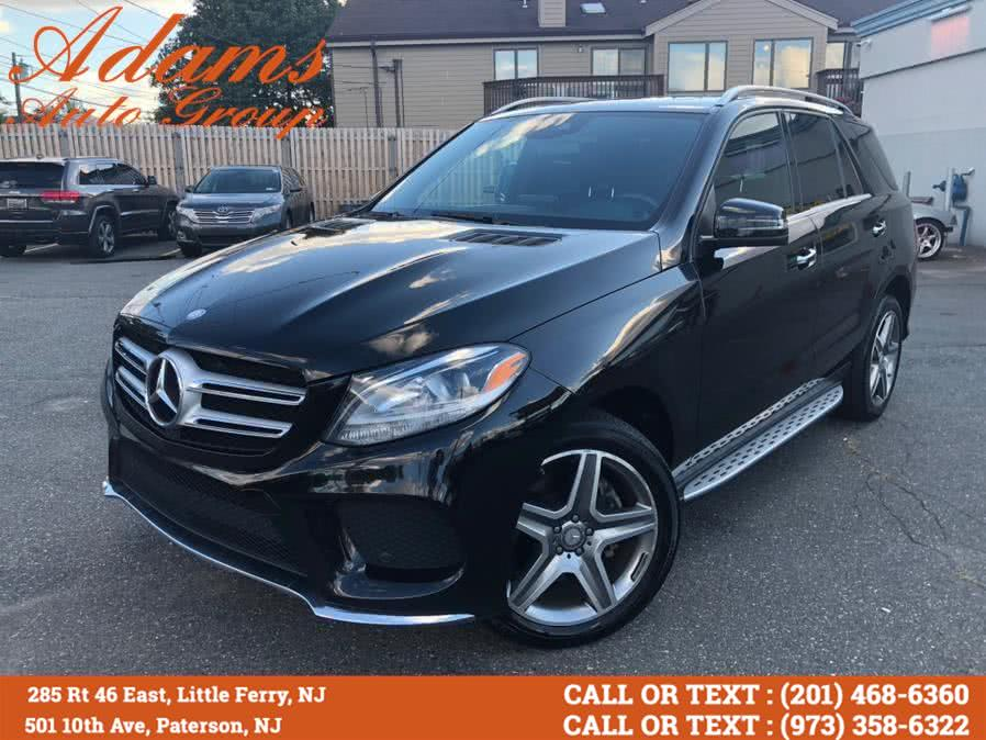 Used 2016 Mercedes-Benz GLE in Paterson, New Jersey | Adams Auto Group. Paterson, New Jersey