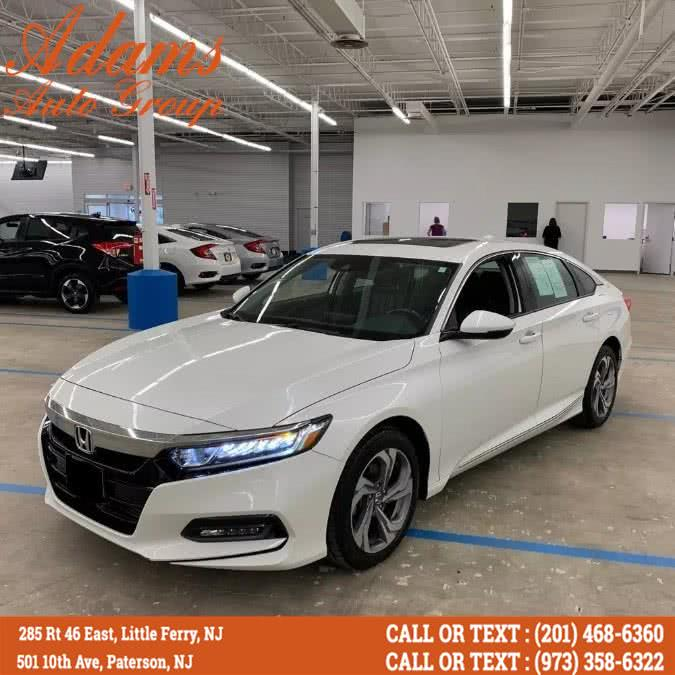 Used 2018 Honda Accord Sedan in Paterson, New Jersey | Adams Auto Group. Paterson, New Jersey
