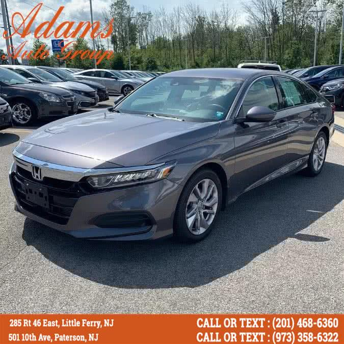Used 2019 Honda Accord Sedan in Paterson, New Jersey | Adams Auto Group. Paterson, New Jersey