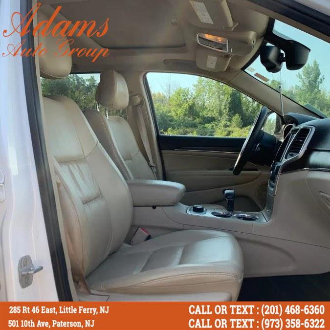 Used Jeep Grand Cherokee 4WD 4dr Limited 2014 | Adams Auto Group . Little Ferry , New Jersey