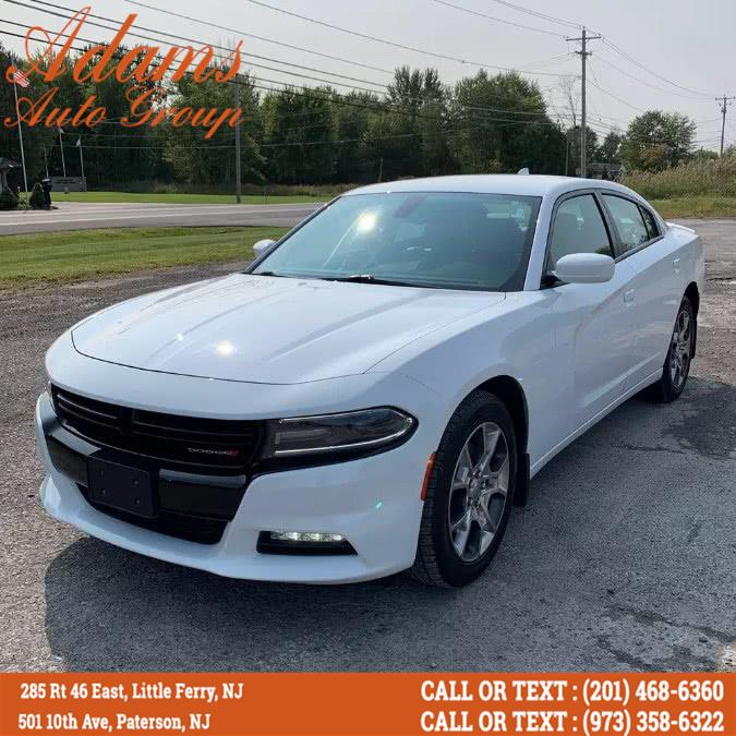 Used Dodge Charger 4dr Sdn SXT AWD 2015 | Adams Auto Group . Little Ferry , New Jersey
