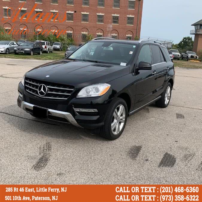 Used Mercedes-Benz M-Class 4MATIC 4dr ML350 2013 | Adams Auto Group . Little Ferry , New Jersey