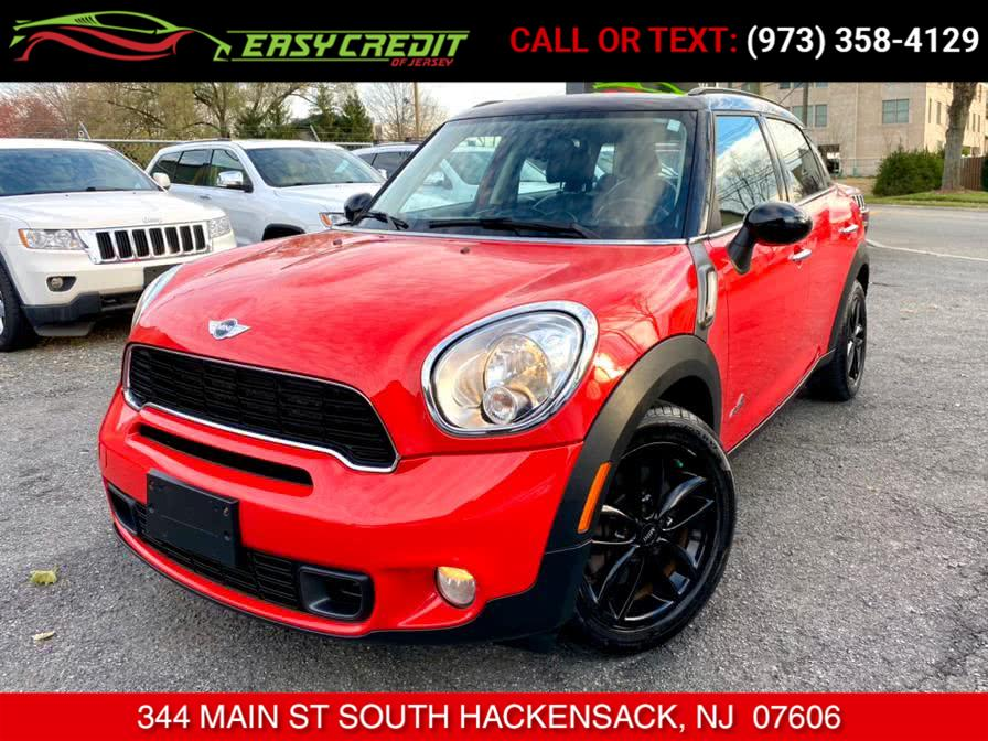 Used 2011 MINI Cooper Countryman in South Hackensack, New Jersey | Easy Credit of Jersey. South Hackensack, New Jersey