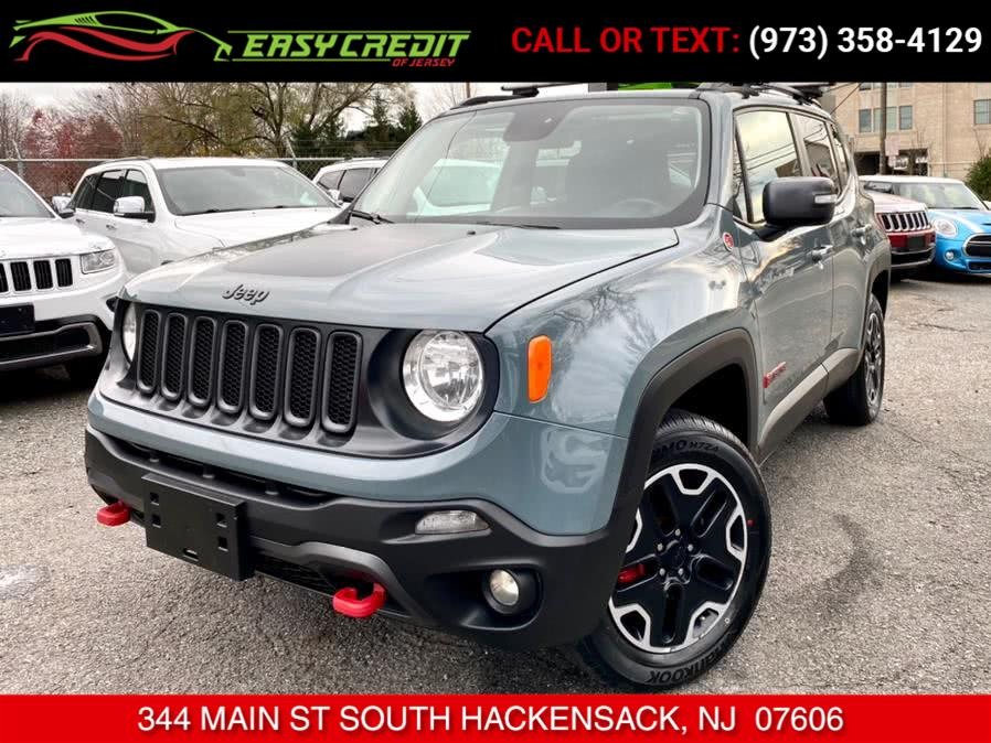 Used 2016 Jeep Renegade in South Hackensack, New Jersey | Easy Credit of Jersey. South Hackensack, New Jersey