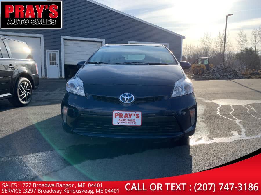 Used Toyota Prius 5dr HB Four (Natl) 2014 | Pray's Auto Sales . Bangor , Maine