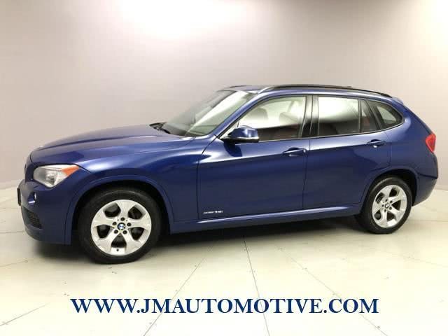 Used 2013 BMW X1 in Naugatuck, Connecticut | J&M Automotive Sls&Svc LLC. Naugatuck, Connecticut