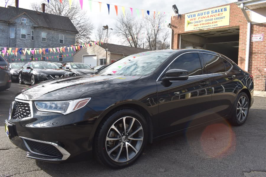 Used 2018 Acura TLX in Hartford, Connecticut | VEB Auto Sales. Hartford, Connecticut