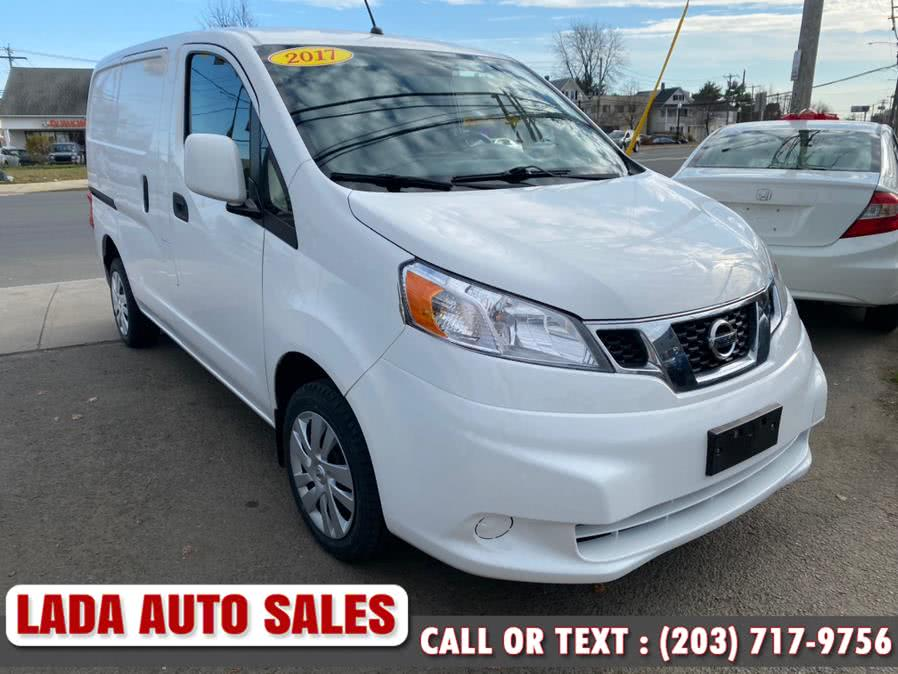 Used Nissan NV200 Compact Cargo I4 S 2017 | Lada Auto Sales. Bridgeport, Connecticut