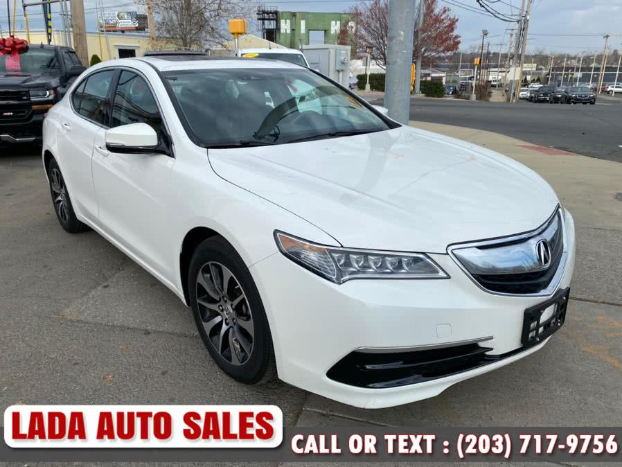 Used Acura TLX w/Technology Pkg 2017 | Lada Auto Sales. Bridgeport, Connecticut