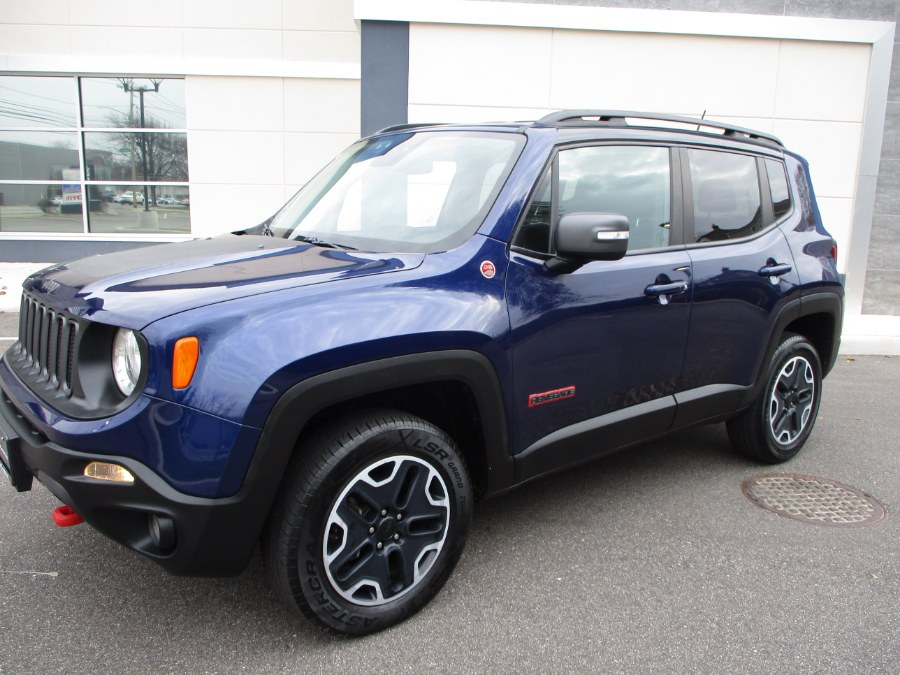 Used Jeep Renegade 4WD 4dr Trailhawk 2016 | South Shore Auto Brokers & Sales. Massapequa, New York