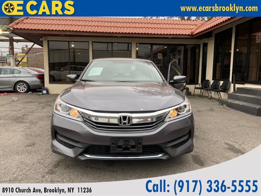 Used 2017 Honda Accord Sedan in Brooklyn, New York | E Cars . Brooklyn, New York
