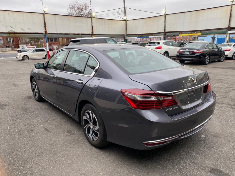 Used Honda Accord Sedan LX CVT 2017 | E Cars . Brooklyn, New York