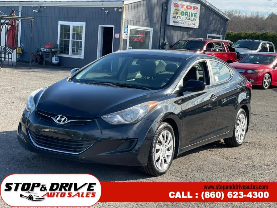 Used 2013 Hyundai Elantra in East Windsor, Connecticut | Stop & Drive Auto Sales. East Windsor, Connecticut