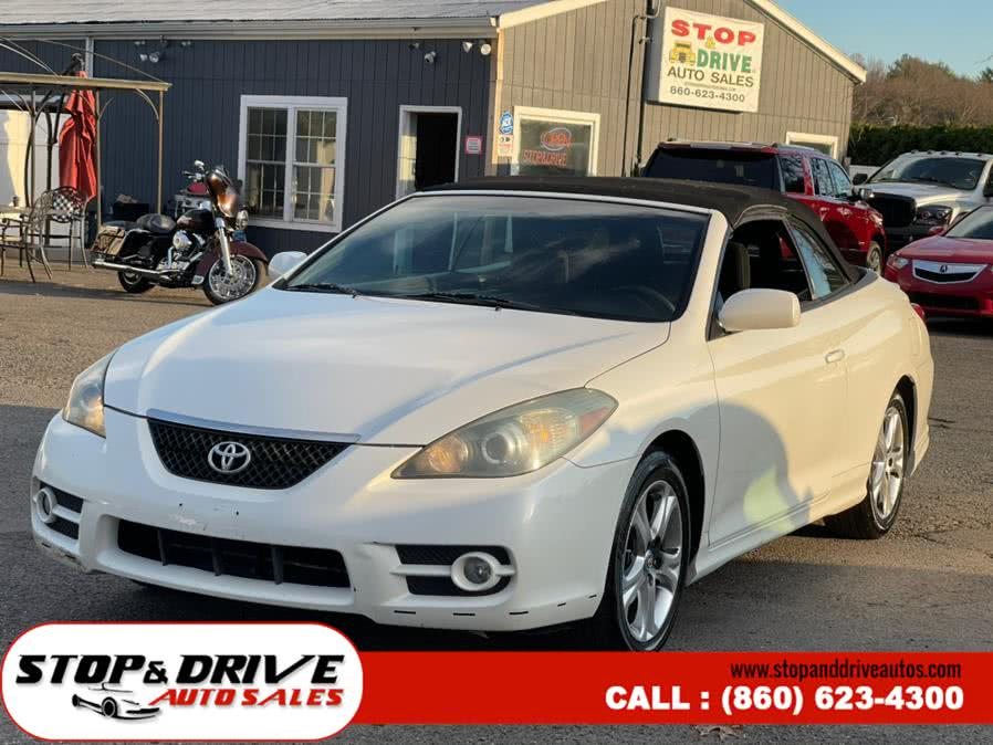 Used 2007 Toyota Camry Solara in East Windsor, Connecticut | Stop & Drive Auto Sales. East Windsor, Connecticut
