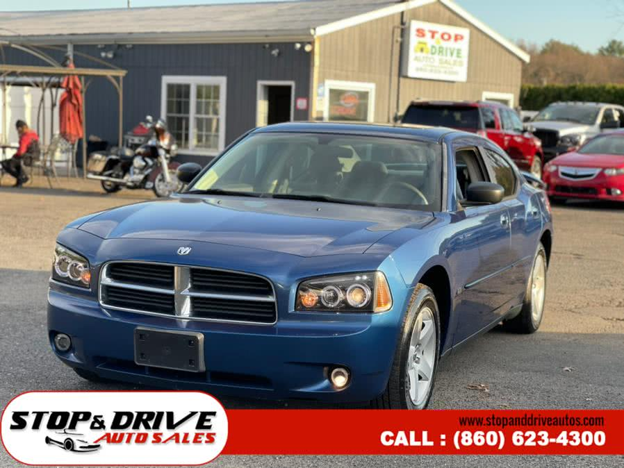 Used Dodge Charger 4dr Sdn SXT RWD 2009 | Stop & Drive Auto Sales. East Windsor, Connecticut