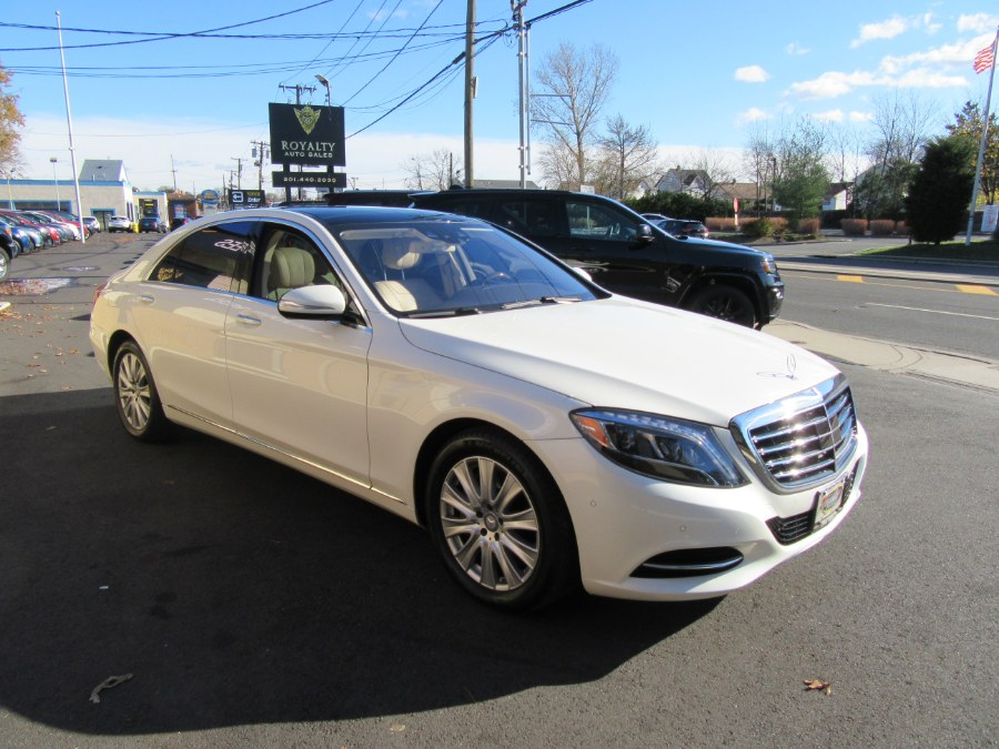 Used Mercedes-Benz S-Class 4dr Sdn S 550 4MATIC 2015 | Royalty Auto Sales. Little Ferry, New Jersey