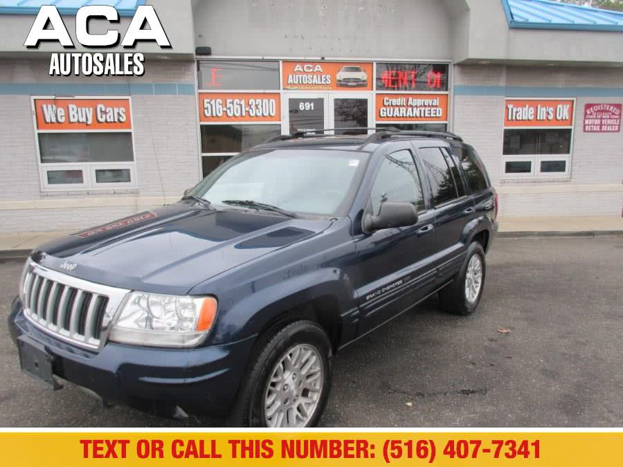 Used 2004 Jeep Grand Cherokee in Lynbrook, New York | ACA Auto Sales. Lynbrook, New York