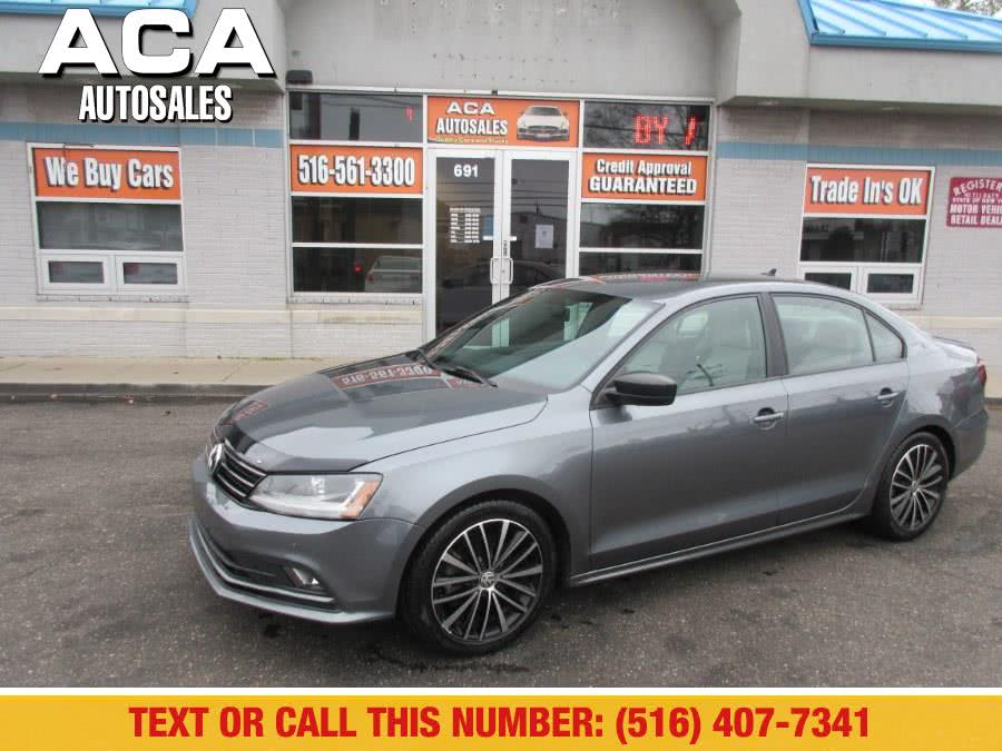 Used 2017 Volkswagen Jetta in Lynbrook, New York | ACA Auto Sales. Lynbrook, New York